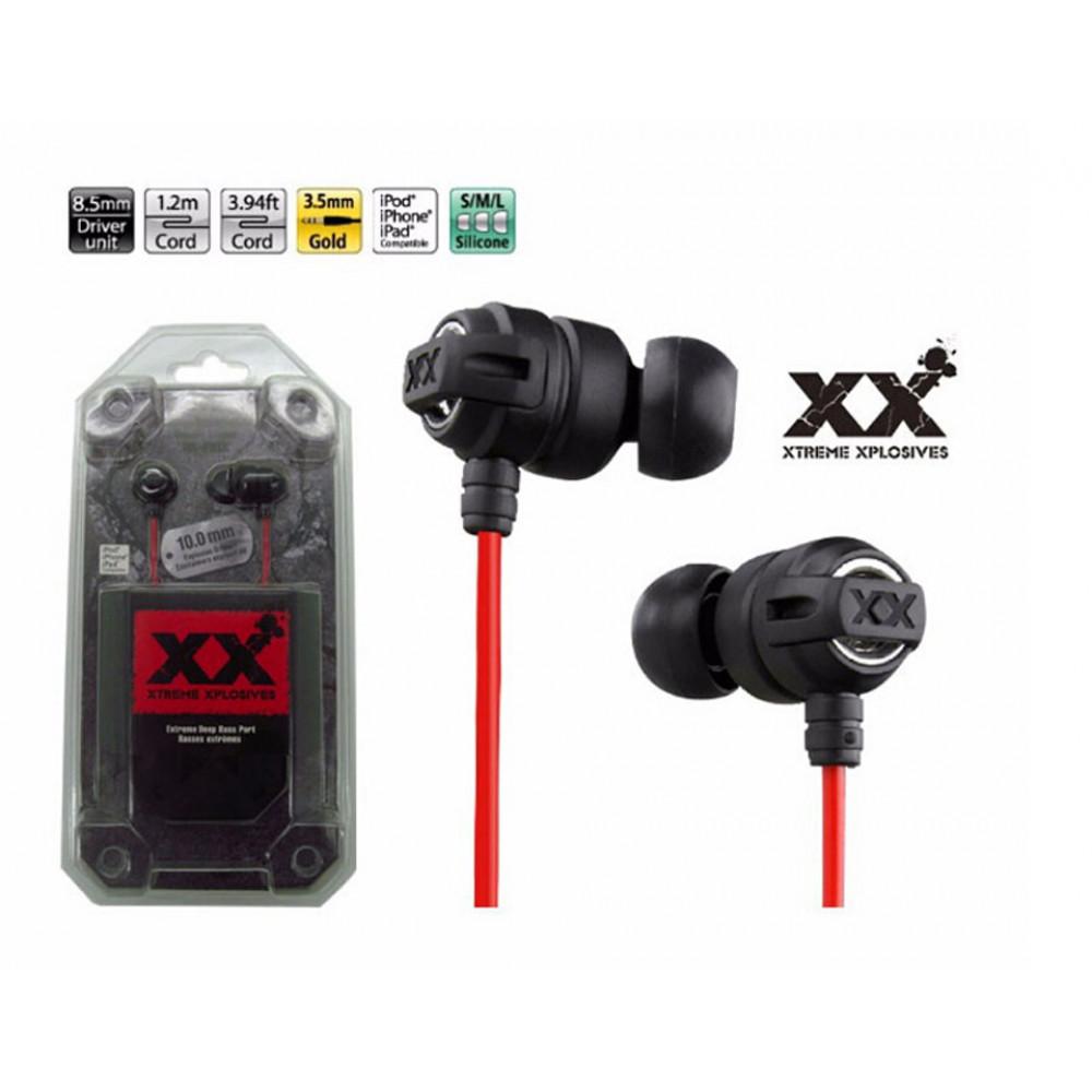 Audífonos Xtreme Xplosives