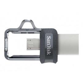 SanDisk Ultra Dual M3.0 - Unidad flash USB - 16 GB