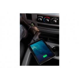 Belkin BOOST UP Car Charger+Cable - Adaptador de corriente para el coche - 12 vatios (USB)