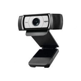 Logitech Webcam C930e - Cámara web - color