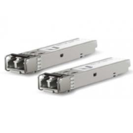 Ubiquiti U Fiber Multi-Mode - Módulo de transceptor SFP (mini-GBIC) - GigE (paquete de 2)