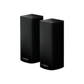 Linksys VELOP Whole Home Mesh Wi-Fi System WHW0302 - Sistema Wi-Fi (2 enrutadores) - hasta 4000 pies cuadrados