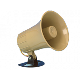 Honeywell - Self-contained dual - tone electronic siren 6-12VDC