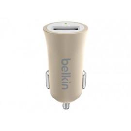 Belkin Cargador móvil - Adaptador de corriente para el coche - 2.4 A (USB)