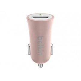 Belkin Metallic Car Charger - Adaptador de corriente para el coche - 12 vatios