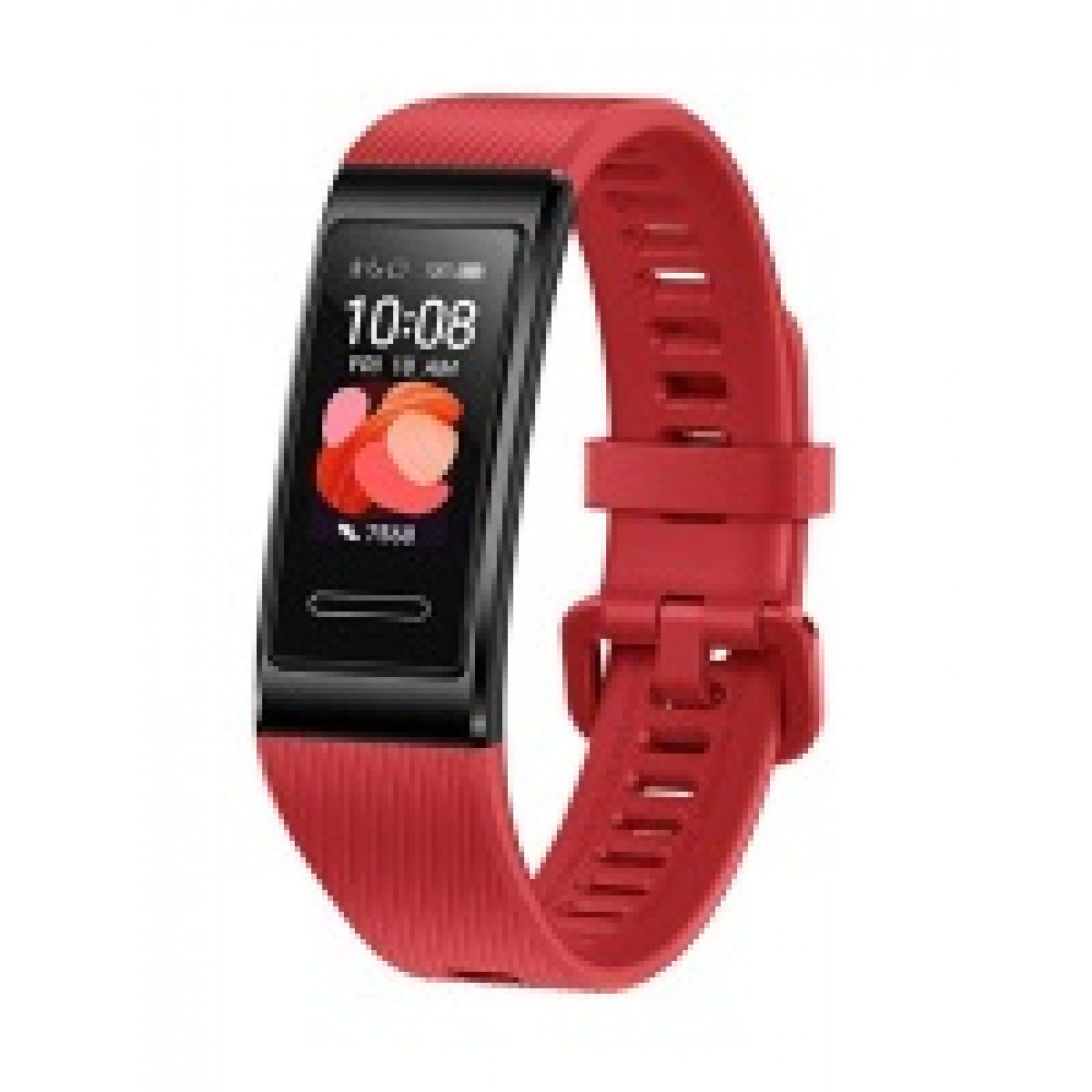 Huawei Banda 4 Pro - Activity tracker - Red