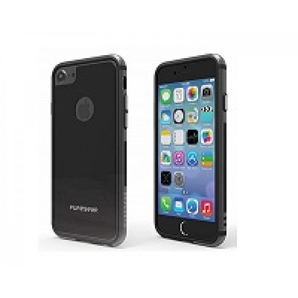 PureGear GlassBak 360 - Protective case - Black