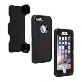 OtterBox Defender Series - Protective case - Black