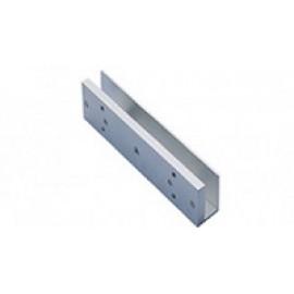 ZKTeco - AL-180PU - soporte de seguridad magnético en la puerta de vidrio sin marco