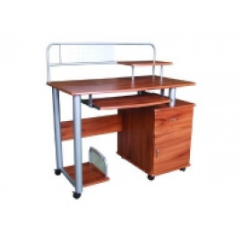 Computer Table (Oak) K-138