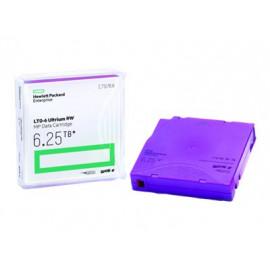HPE Ultrium RW Data Cartridge - LTO Ultrium 6 6.25 TB - púrpura