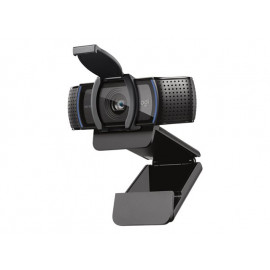 Logitech HD Pro Webcam C920S - Cámara web - color