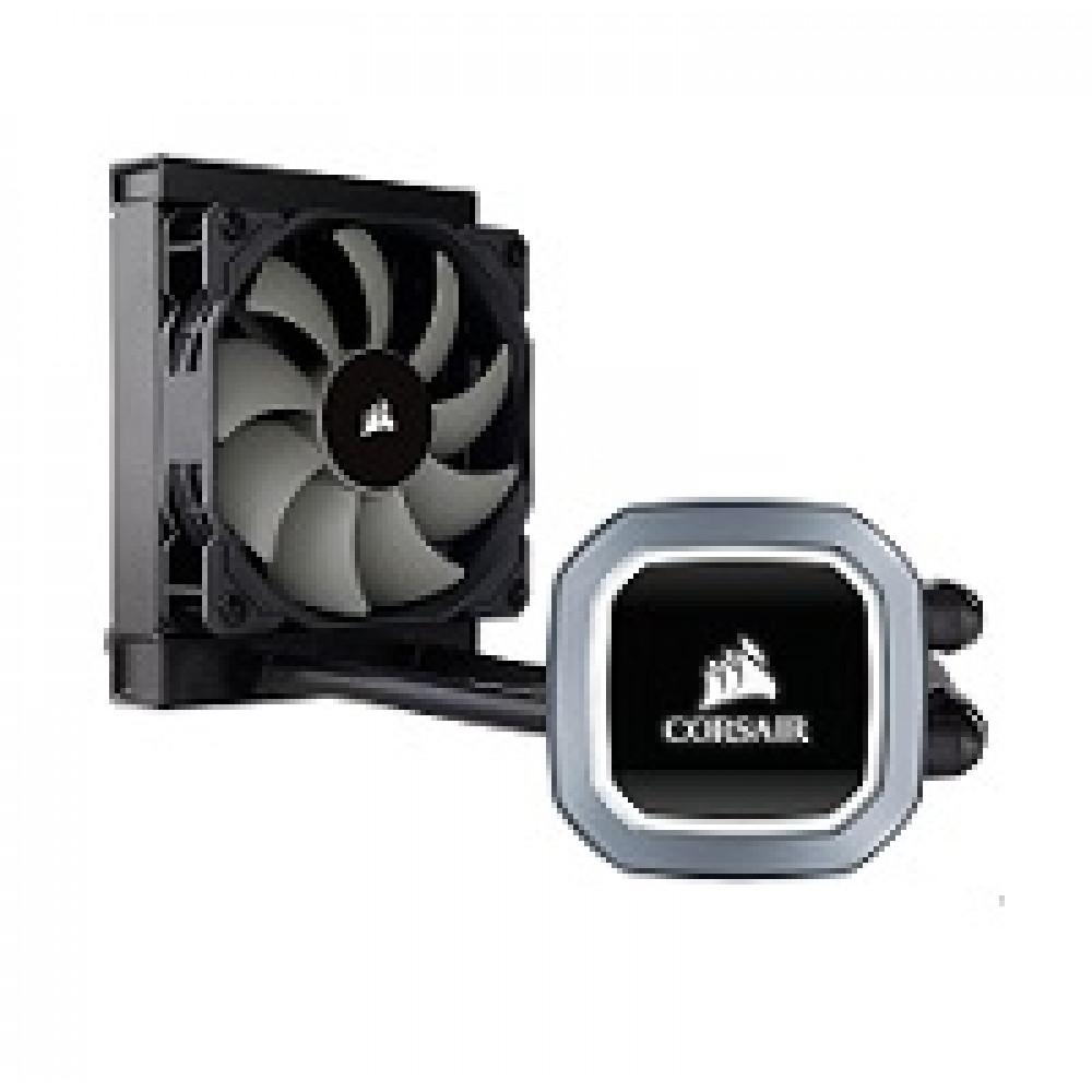 CORSAIR Hydro Series H60 High Performance Liquid CPU Cooler - Sistema de refrigeración líquida del procesador - (para: LGA1156, AM2, LGA1366, AM3, LGA1155, LGA2011, FM1, FM2, LGA1150, LGA1151, AM4, LGA2066)