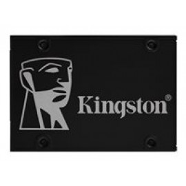 Kingston KC600 - Unidad en estado sólido - cifrado