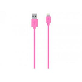 Belkin MIXIT Cable de carga y sincronización Lightning a USB - Cable Lightning - Lightning (M) a USB (M)
