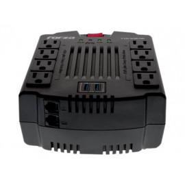 Forza FVR Series FVR-1211USB - Regulador automático de voltaje - CA 115 V