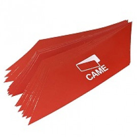 Came - Adhesive refracting strips - 24 Red 001G0461