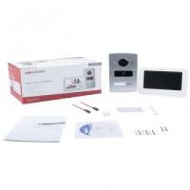 Hikvision DS-KIS601 - Sistema de intercomunicación de vídeo - cableado