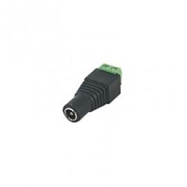 AccessPRO - Jack Converter Adapter - Female 3.5mm 12 VDC
