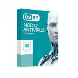 ESET NOD32 Antivirus ENABX-HP1-5P - v 1 - Box pack