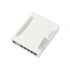 MikroTik RouterBOARD RB260GS - Conmutador  - Gestionado