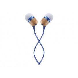 House of Marley Smile Jamaica - Auriculares internos con micro - en oreja