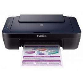 Canon PIXMA E402 - Impresora multifunción - color