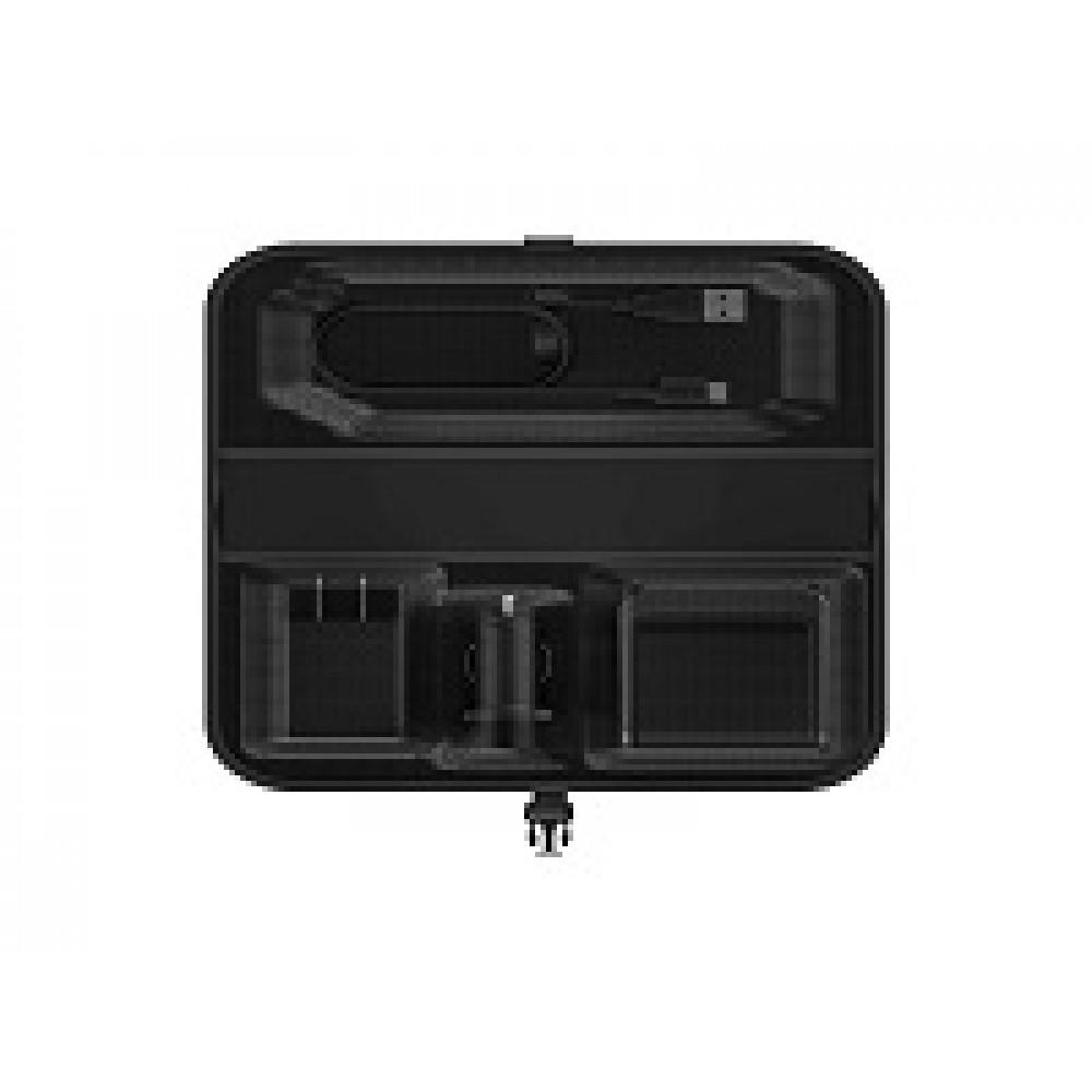 mophie Charge Stream Travel Kit - Placa de carga inalámbrica + adaptador de corriente CA + adaptador de corriente para el coche - 5 vatios