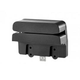 HP Retail Integrated Dual-Head MSR - Lector de tarjeta magnética - USB 2.0