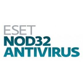 ESET NOD32 Antivirus - Box pack - CD-ROM (DVD-box)
