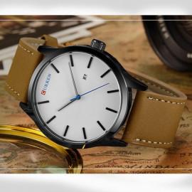 Reloj curren casual fashion para hombre