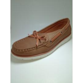 Zapato de cuero para dama Beneli