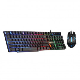 COMBAT GAMING KEYBOARD & MOUSE COMBO KB51