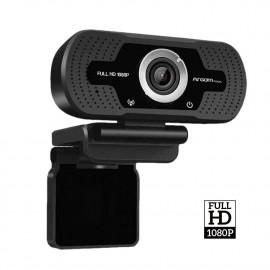 WEB CAM FULL HD 1080P CON MICRÓFONO CAM40