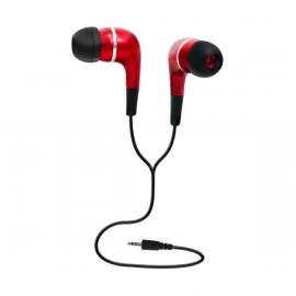 Audifono Ergonomico rojo ARGOM 525 ARG-HS-0525R