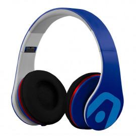 AUDIFONO ARGOM DJ HEADSET PRO BLUE ARG-HS-2441BL