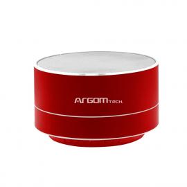 Parlante BT inalambrico  CYCLONE ARGOM ARG-SP-2803RD WIRELESS BT RED