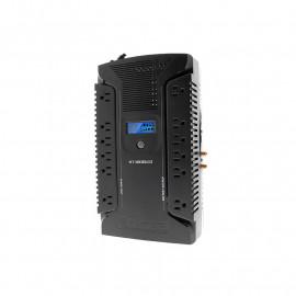 UPS Forza HT-1000LCD 1000VA / 500W - Administración Inteligente de la Batería