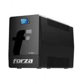 UPS Forza SL-801UL 800VA/480W - Pantalla LCD Táctil