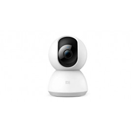 Xiaomi MI Home Security Camera 360° 1080P - Cámara de vigilancia de red - panorámico / inclinación - color (Día y noche) - 1080p - focal fijado - audio - inalámbrico - Wi-Fi - CC 5 V