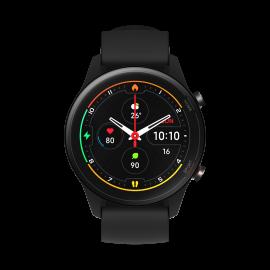 Reloj inteligente Xiaomi Mi Watch negro - Batería hasta 16 días - Smartwatch