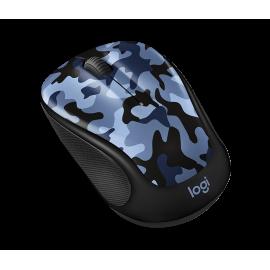 Logitech - Bluetooth - Wireless - Blue camo - Mouse MPN 910-005759