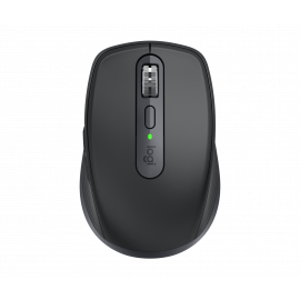 Logitech - Mouse - Bluetooth - Wireless - Graphite - 910-005833