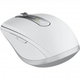 Logitech - Mouse - Bluetooth - Wireless - Pale Gray - 910-005985