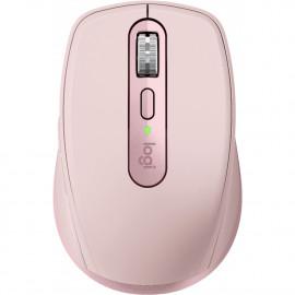 Logitech - Mouse - Bluetooth - Wireless - Rose - 910-005986