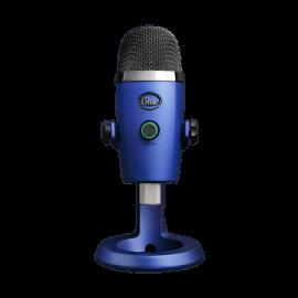 Blue Microphones Yeti Nano - Micrófono - USB - vivid blue