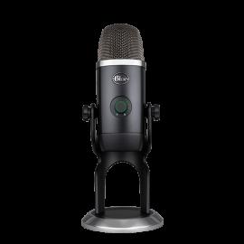 Blue Microphones Yeti X - Micrófono - USB - negro