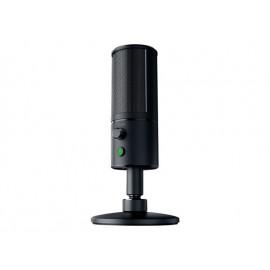 Razer Seiren X - Micrófono - USB - negro clásico