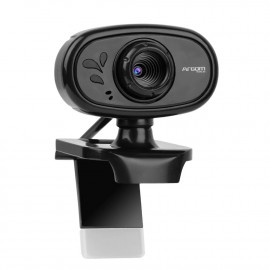 CAMARA WEB ARGOM ARG-WC-9120BK CAM20 USB HD 360GDO. 720P