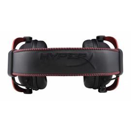 Audífonos Headset Kingston HyperX Cloud II - Pro Gaming (Negro/Rojo) KHX-HSCP-RD